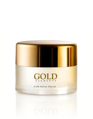 gold-elements-dor-facial-peeling