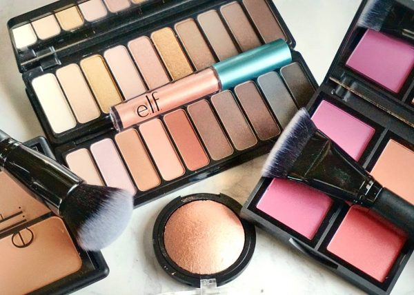 Elf cosmetics collection